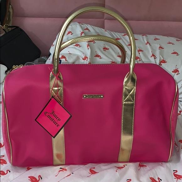 Juicy Couture Mini Duffle Bag 796ea46da8bf